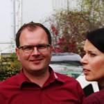 Christoph Glock und Frau Glock – Hinter den Kulissen 2