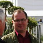 Christoph Glock im Gespräch