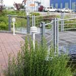 Außenanlage im Auftrag des Unternehmens GS in Buerstadt, Planung Ronald Ofenloch