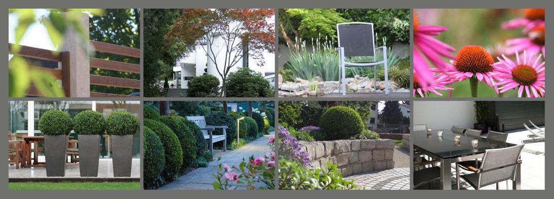 Referenzen Wohngärten