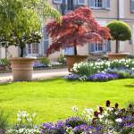Gartenkultur im englischen Stil