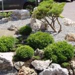 Kleiner Japangarten für die Stadt Bürstadt