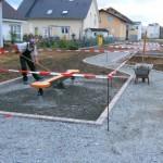 Straßenbau im Auftrag der Stadt Bürstadt