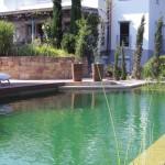 Mediterran, warm, wohnlich - ein gelungener Garten!