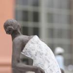"""Skulptur - gesehen auf der """"Gartenlust"""" DA"""
