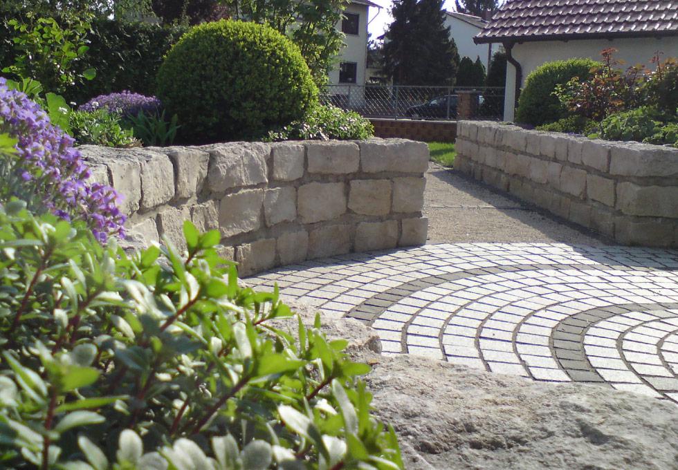 Linienf hrung im garten ein wichtiger aspekt der planung for Garten 2 ebenen
